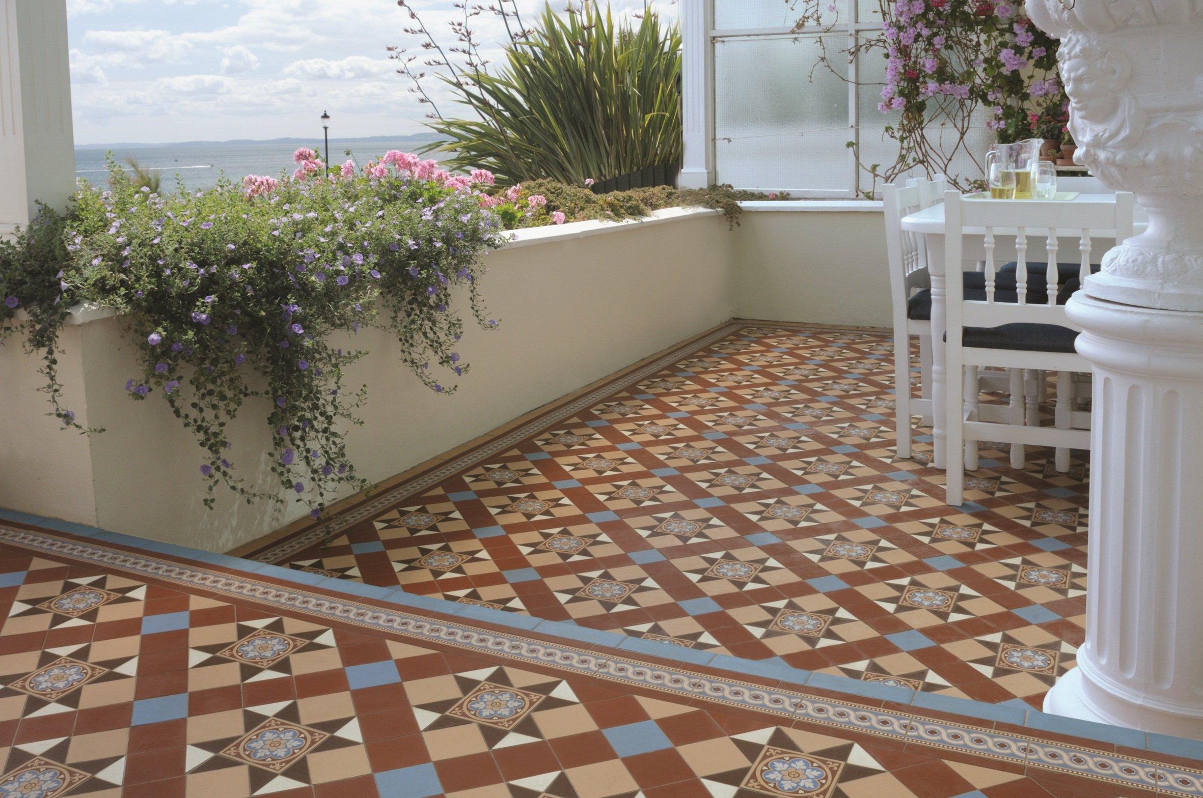 Victorian Tiles Victorian Geometric Floor Tiles