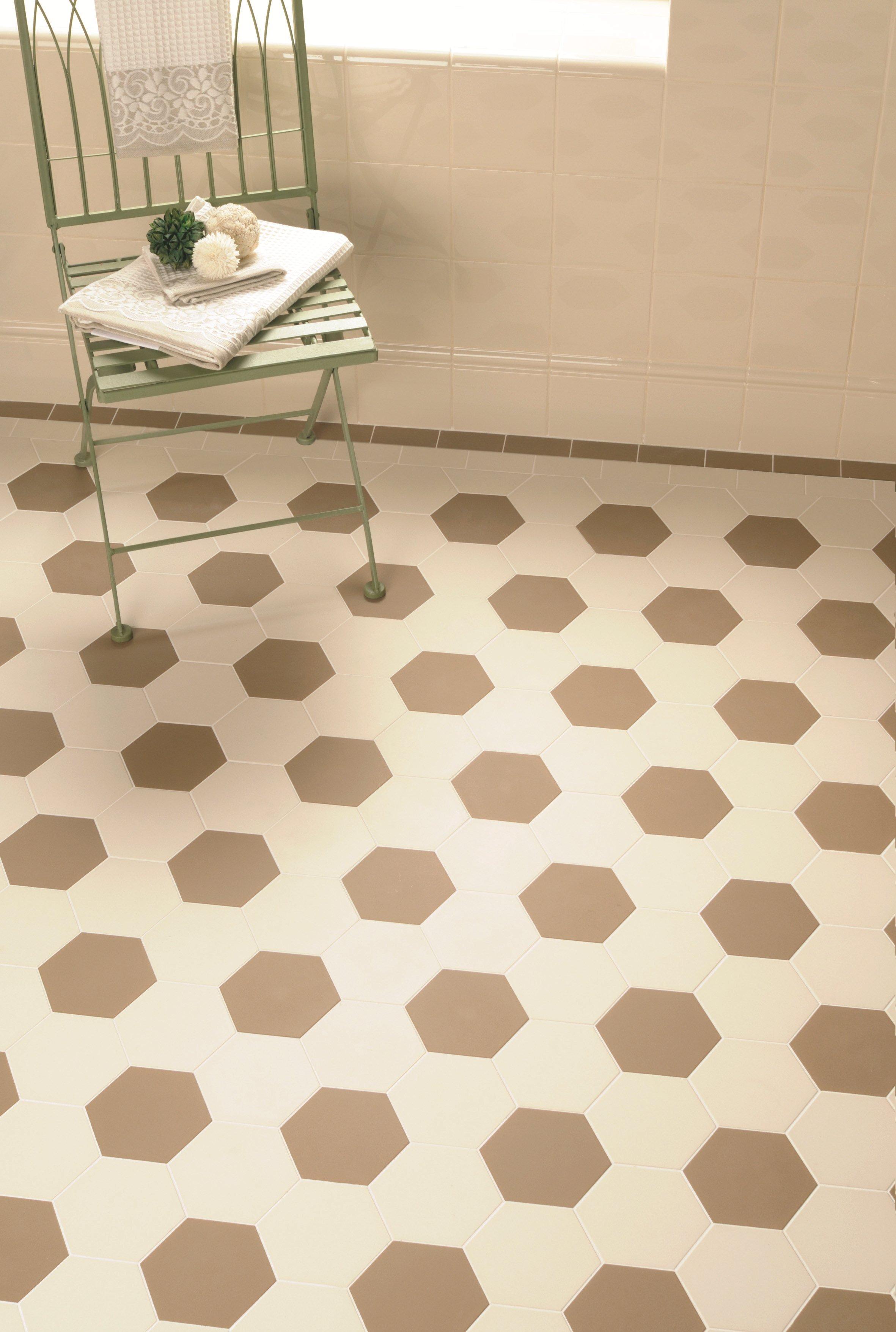 Victorian/Geometric Floor Tiles