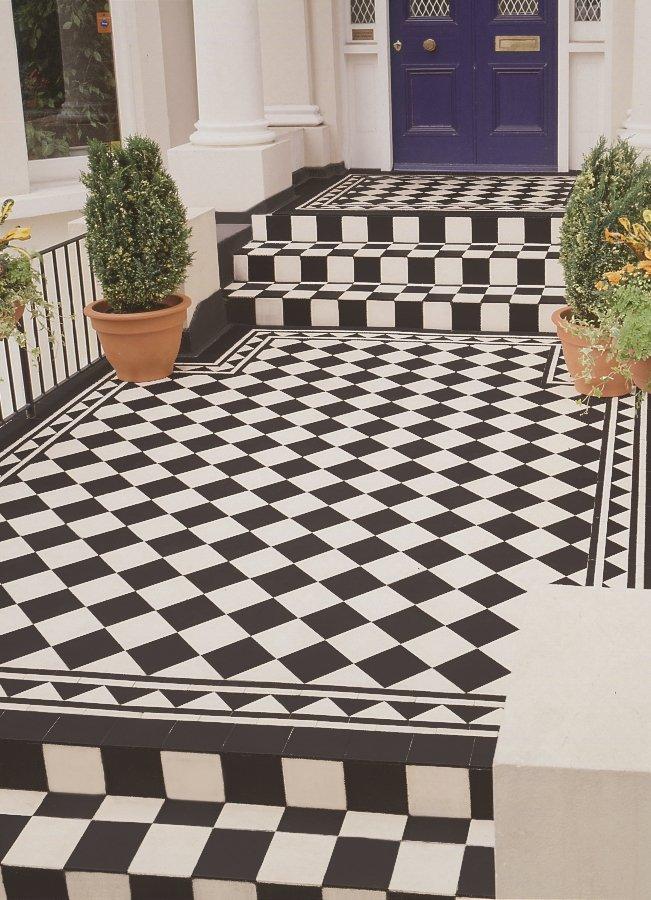 Victorian tiles victoriangeometric floor tiles ppazfo