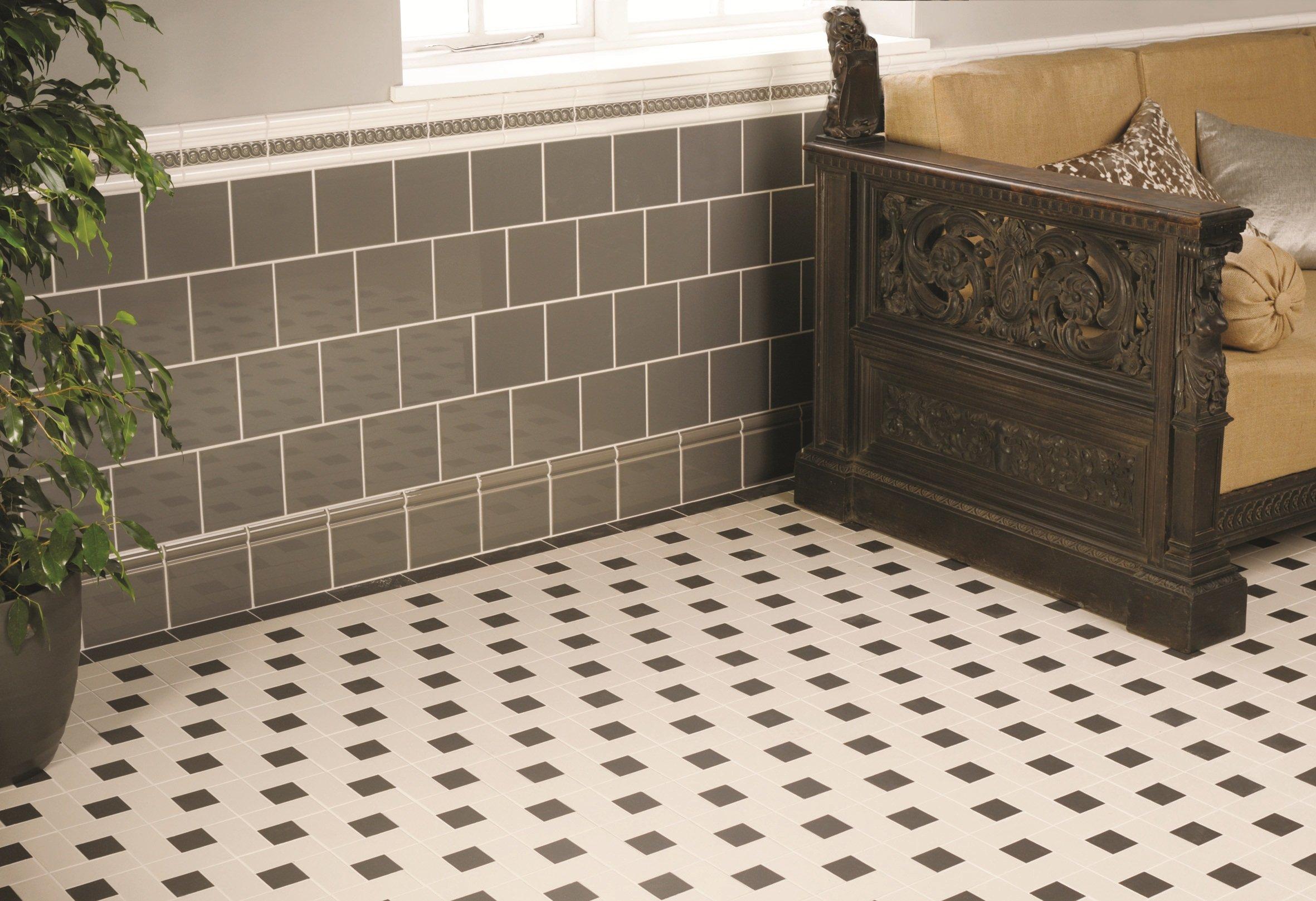 Victorian Tiles VictorianGeometric Floor